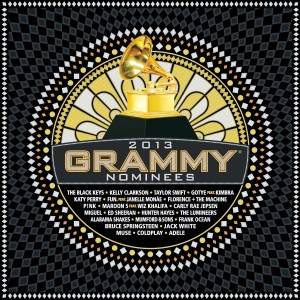 2013 Grammy Nominees CD - 50999 9799682