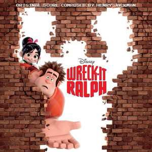 Soundtrack - Wreck-It Ralph CD - 50999 6824612