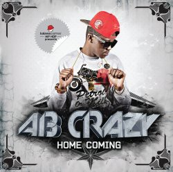 AB Crazy - The Homecoming CD - CDRBL 684