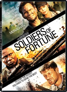 Soldiers Of Fortune DVD - SEND-050
