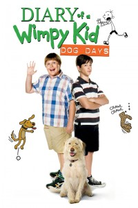 Diary of a Wimpy Kid: Dog Days DVD - 53916 DVDF
