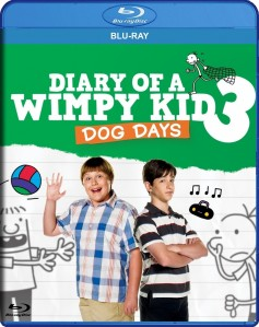 Diary of a Wimpy Kid: Dog Days Blu-Ray - BDF 53916