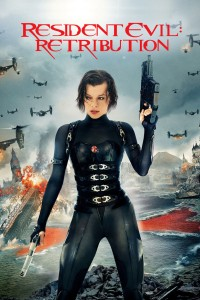 Resident Evil: Retribution DVD - 10225654