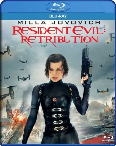 Resident Evil: Retribution Blu-Ray - BD83294LC BDS