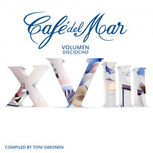 Cafe Del Mar Vol. 18 CD - 1201295