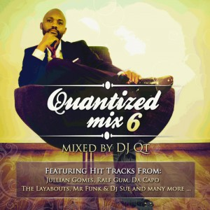DJ QT - Quantized Mix 6 CD - SCCD254