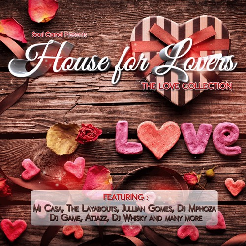 House For Lovers: The Love Collection CD - SCCD268