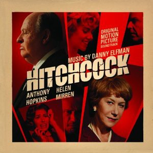 Soundtrack Music By Danny Elfman - Hitchcock CD - 88725477242
