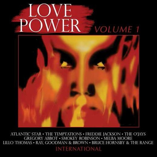 Love Power Volume 1 CD - CDCCP 1571