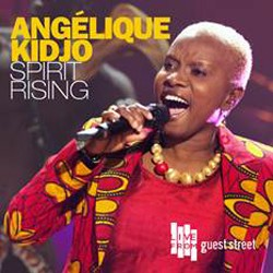Angelique Kidjo - Spirit Rising CD - WRASS 292