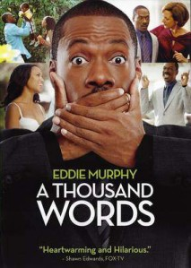 A Thousand Words DVD - EL114515 DVDP