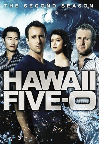 Hawaii Five-0: Season 2 DVD - GULF1665 DVDP