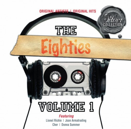 Silver Collection: The Eighties Volume 1 CD - BUDCD 1388