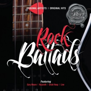 Silver Collection: Rock Ballads Volume 1 CD - BUDCD 1380