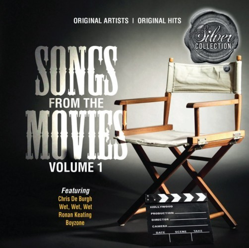 Silver Collection: Songs From The Movies Volume 1 CD - BUDCD 1381