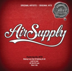 Air Supply - Silver Collection: Air Supply CD - BUDCD 1351