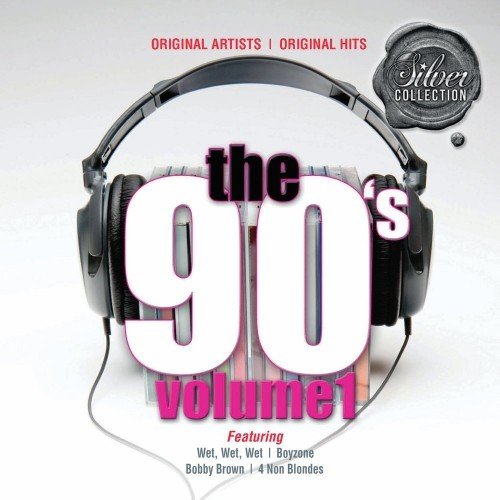 Silver Collection: The 90's Volume 1 CD - BUDCD 1378