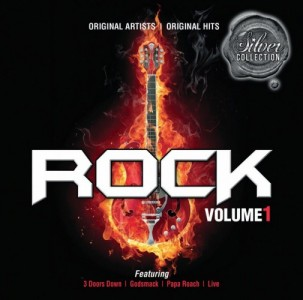 Silver Collection: Rock Volume 1 CD - BUDCD 1385