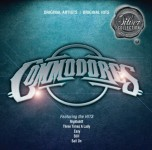 Commodores - Silver Collection: Commodores CD - BUDCD 1355