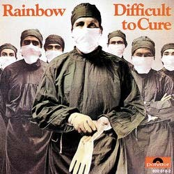 Rainbow - Difficult To Cure CD - 07314 5473652