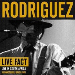 Rodriguez - Live Fact - Live In South Africa CD - CDCOL7480
