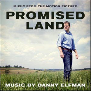 Soundtrack Music By Danny Elfman - Promised Land CD - 88765446622