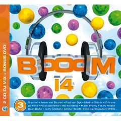 Booom 14 CD+DVD - NEXTCD425