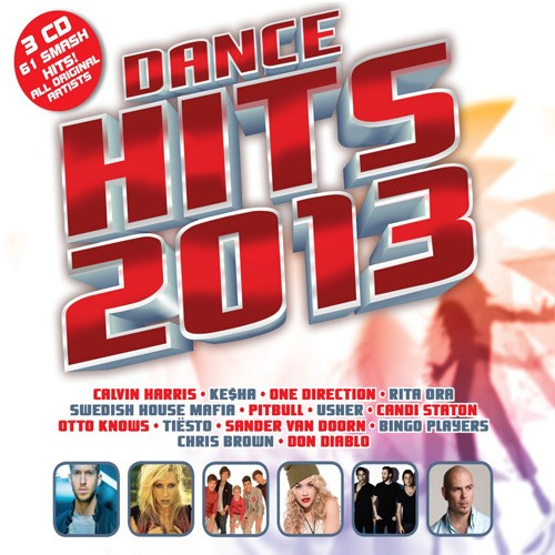 Dance Hits 2013 CD - CDBSP3297