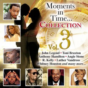 Moments In Time...Collection Vol. 3 CD - CDBSP3296
