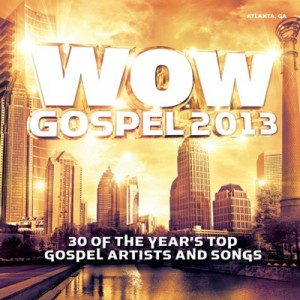 Wow Gospel 2013 CD - CDZOM2201