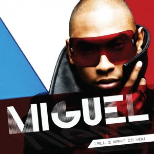 Miguel - All I Want Is You CD - CDRCA7379