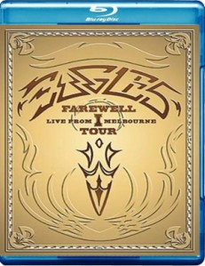 Eagles - Farewall Tour: Live From Melbourne Blu-Ray - 349792563