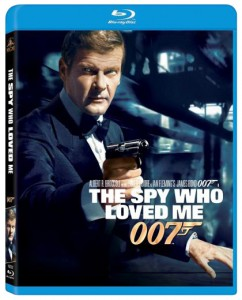 007 James Bond: The Spy Who Loved Me Blu-Ray - BDM 16222