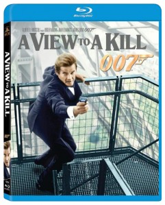 007 James Bond: A View to a Kill Blu-Ray - BDM 16234