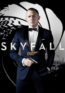 007 James Bond: Skyfall DVD - 55113 DVDF