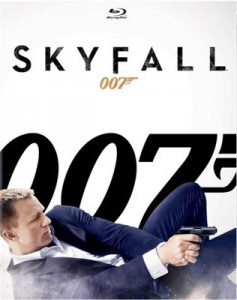 007 James Bond: Skyfall Blu-Ray - BDF 55113