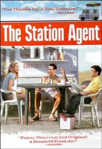 The Station Agent DVD - 03968 DVDI