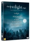 The Twilight Saga The Complete Collection DVD - 90414 DVDI