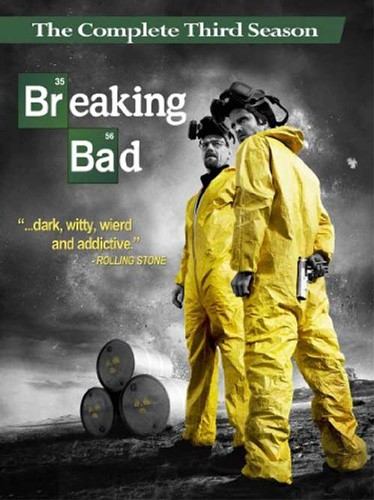 Breaking Bad: Season 3 DVD - 10225709