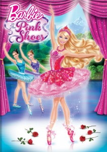 Barbie In The Pink Shoes DVD - 67210 DVDU