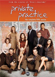 Private Practice Season 5 DVD - 10221838