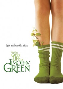 The Odd Life Of Timothy Green DVD - 10221829