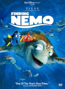 Finding Nemo DVD - 10221938
