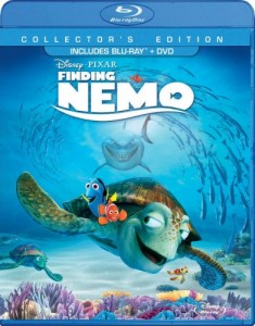 Finding Nemo Blu-Ray - 10221936