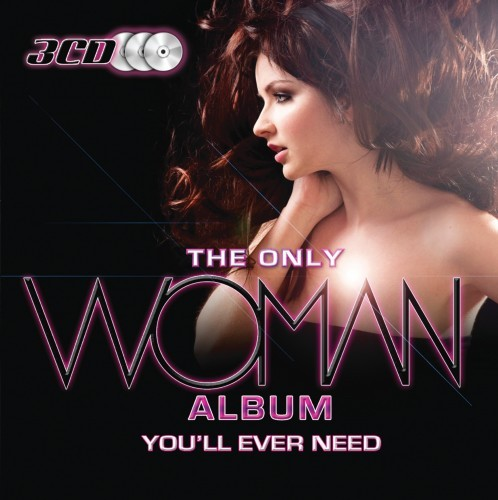 The Only Woman Album You'll Ever Need CD - DGCD 165