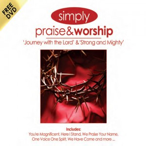 Simply Praise & Worship: Journey With The Lord & Strong And Mighty CD+DVD - SSS618