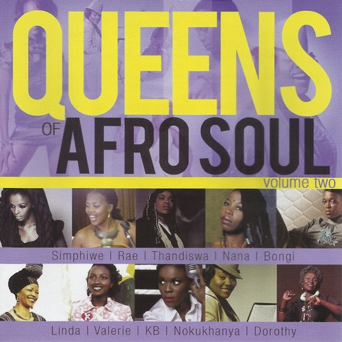 Queens Of Afro Soul Vol.2 CD - CDGMP 41082