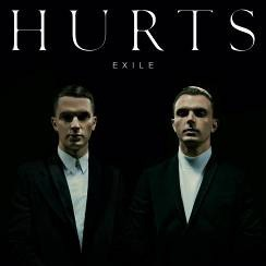 Hurts - Exile CD - CDEPC7138