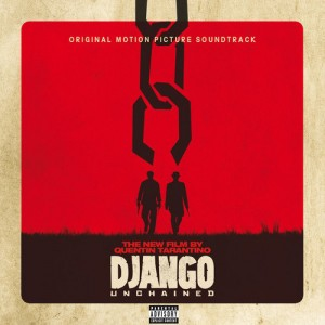 Soundtrack - Quentin Tarantino's Django Unchained CD - 06025 3727028