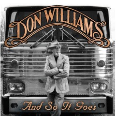 Don Williams - And So It Goes CD - SELBCD1052